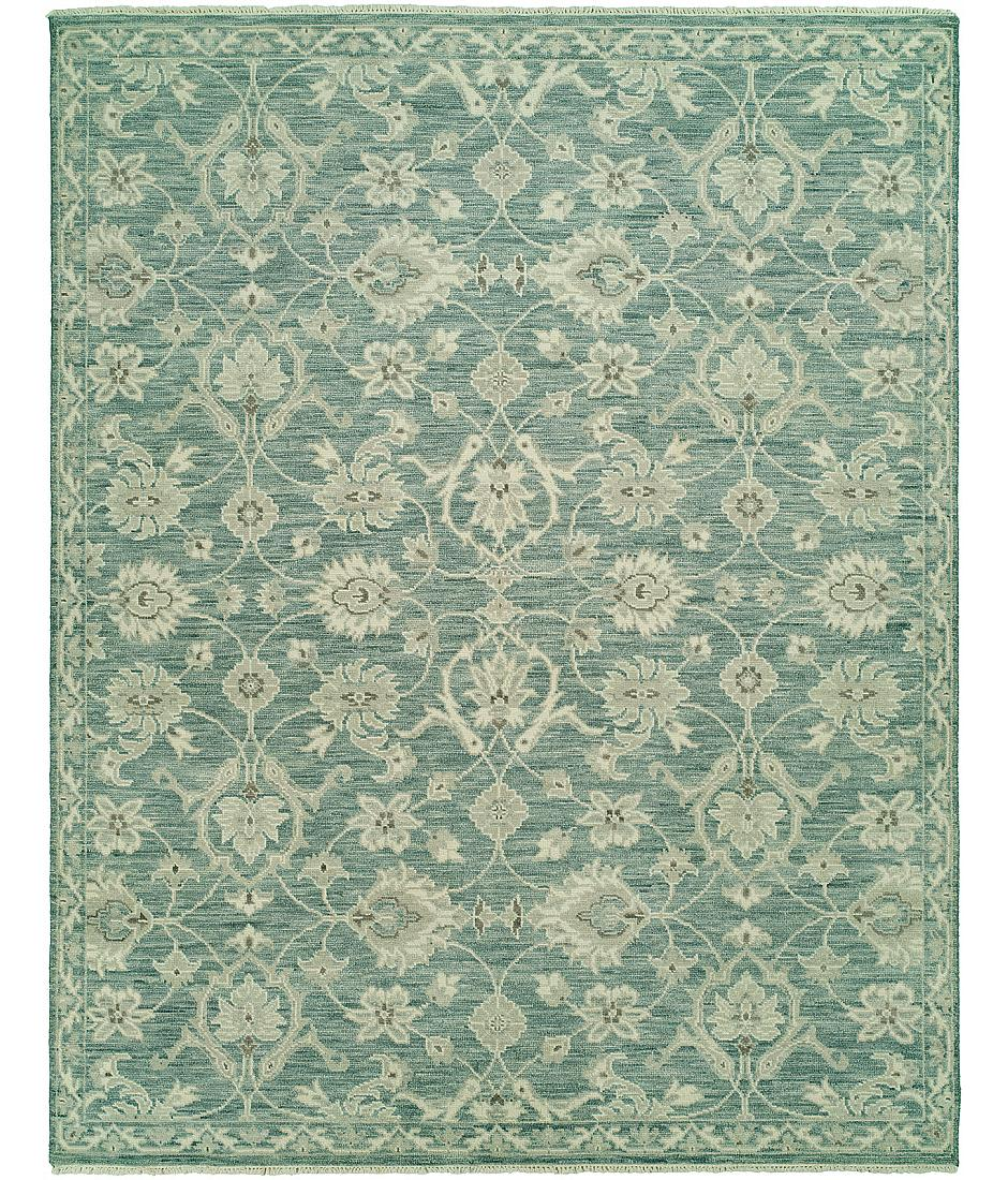 Aria Collection Design Ar 8 Teal Green Hri Rugs