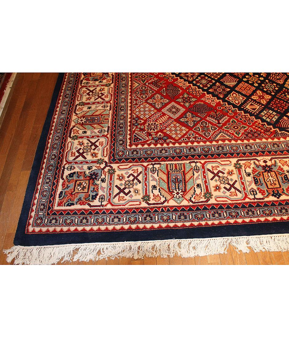 One of a kind collection design josheghan109480 red for International decor rugs