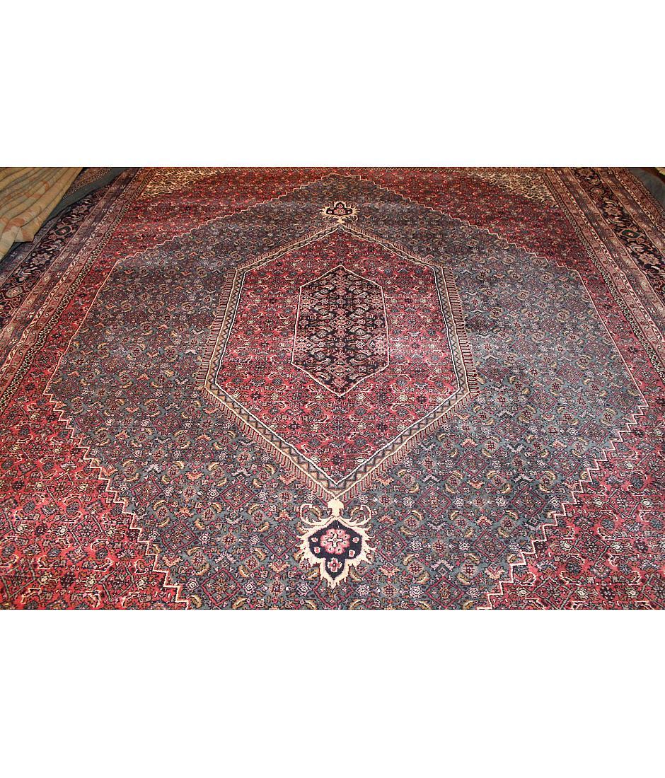 One of a kind collection design bidjar 202868 lt blue for International decor rugs