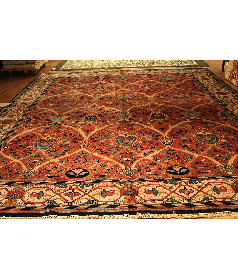 One of a kind collection design vintage 245760 red for International decor rugs