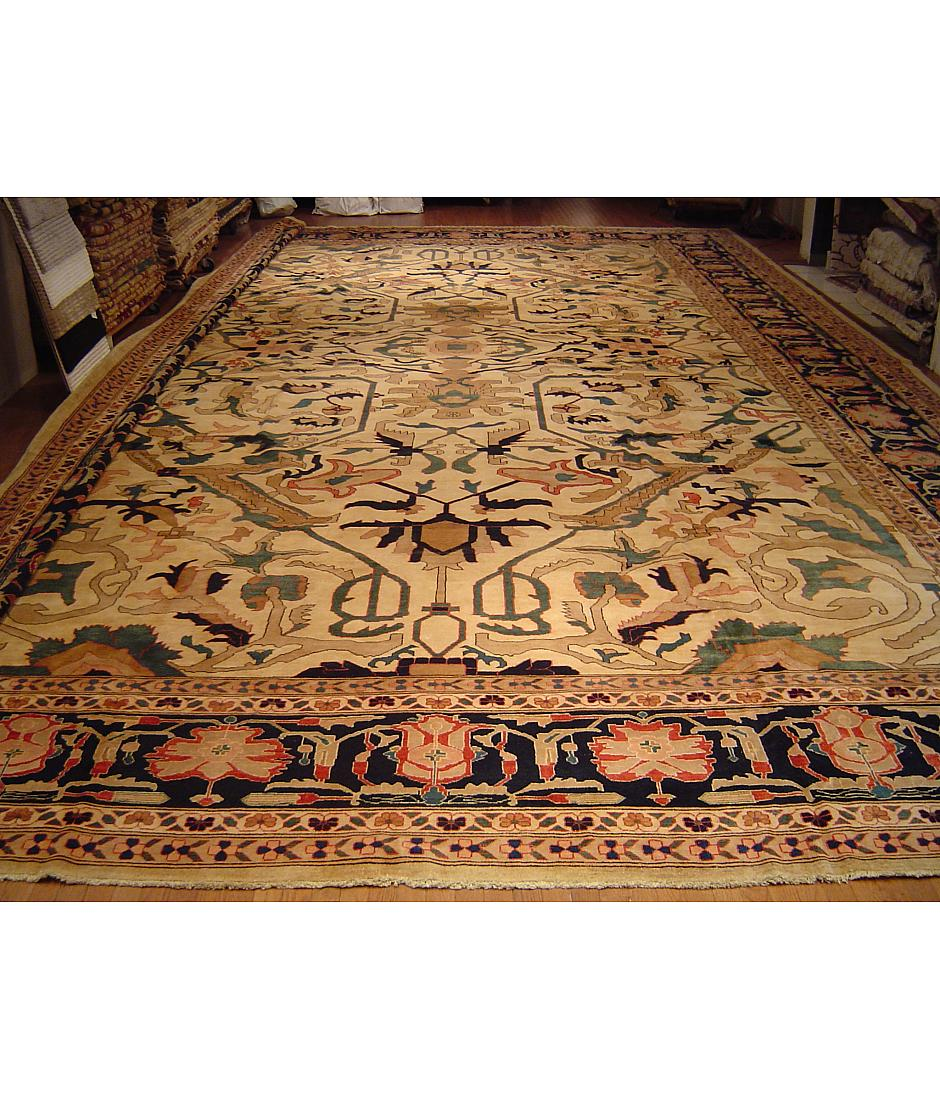 One of a kind collection design museum 265313 cream for International decor rugs