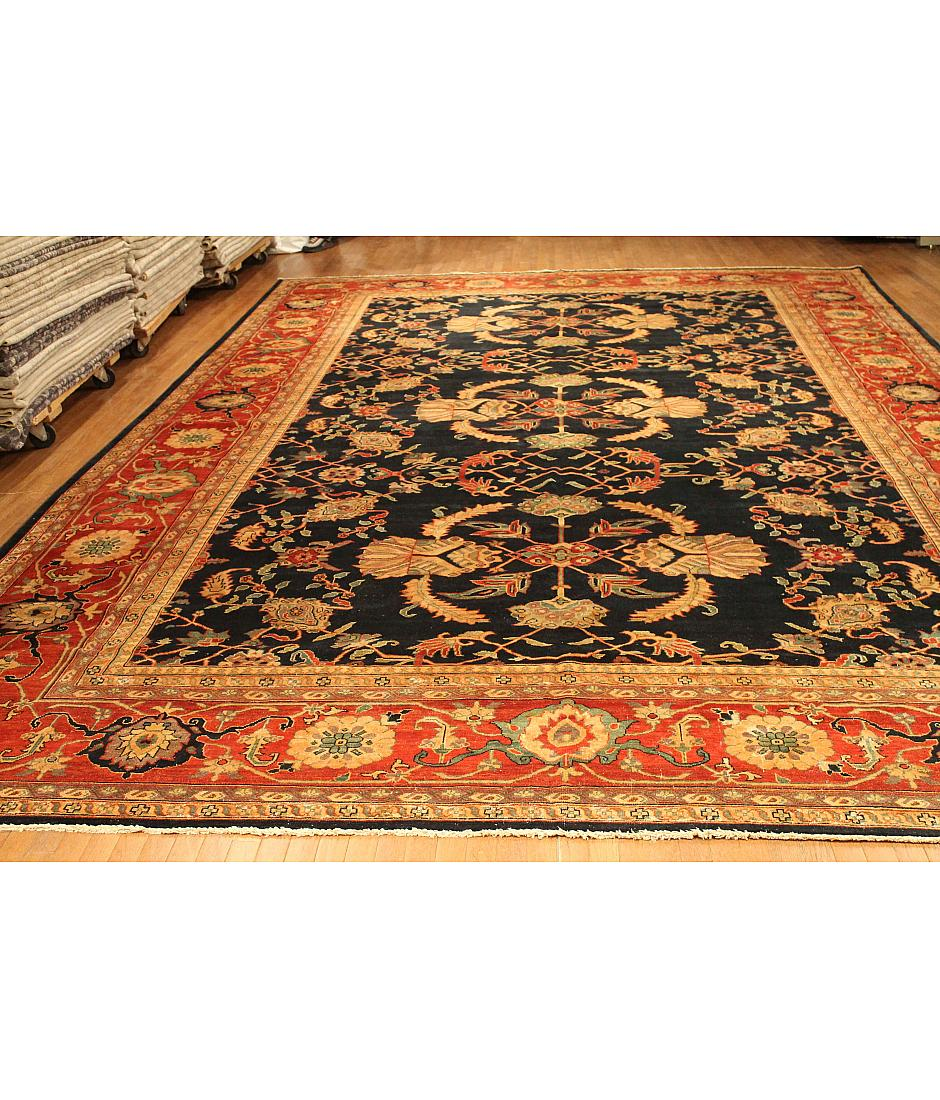 One of a kind collection design museum 285147 navy for International decor rugs