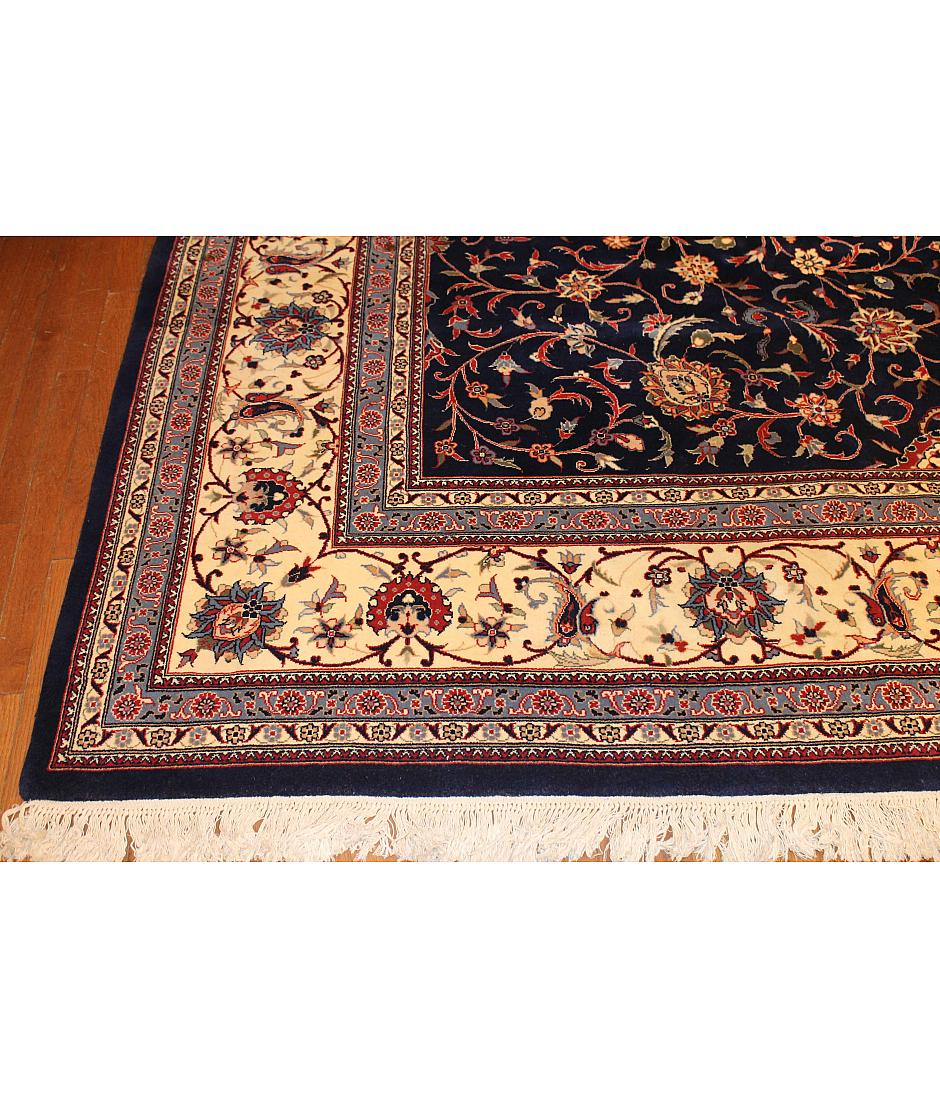 One of a kind collection design super l10419 navy for International decor rugs